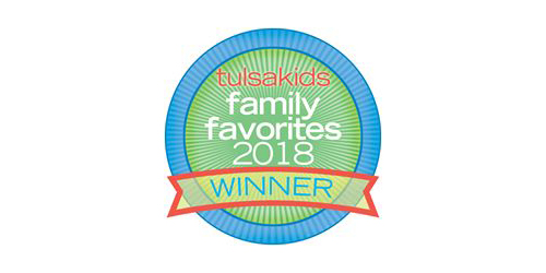 Honored to be chosen as Family Favorite for 2018!